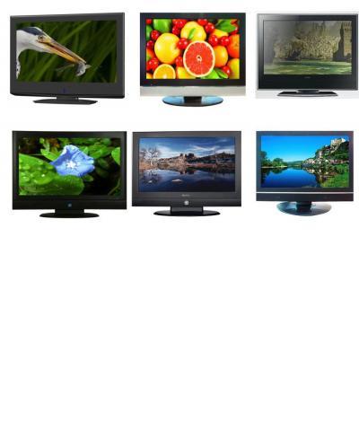 LCD Displays (ЖК-мониторы)