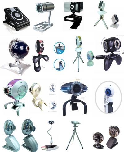 WEB Cameras (WebCams)