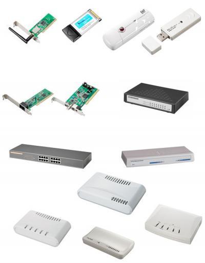 Network devices (Сетевые устройства)