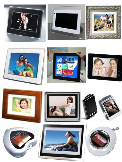 Digital Photo Frames (Digital Photo Frames)