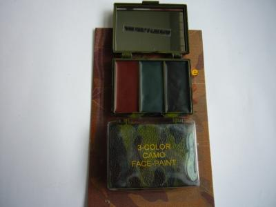 CAMO MAKE-UP KIT 3 COLORS (CAMO MAKE-UP KIT 3-х цветов)