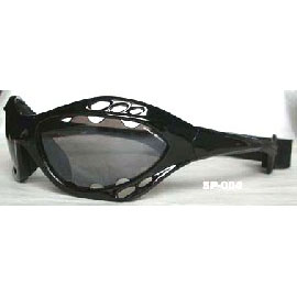 Sports sunglasses w/ strap (Sports sunglasses w/ strap)