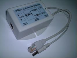 PoE Splitter (PoE Splitter)