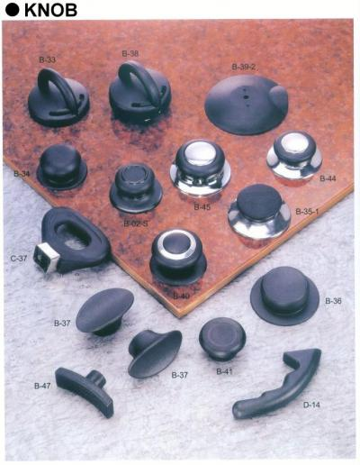 POT / PAN / WOK KNOBS (POT / PAN / Wok BOUTONS)