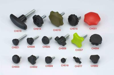 Plastic Hand Knobs / Pulls / Handles (Plastic Hand Knöpfe / Pulls / Griffe)