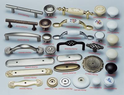 BASIC ITEMS--- knobs and pulls (BASIC PUNKTE --- Knöpfe und zieht)