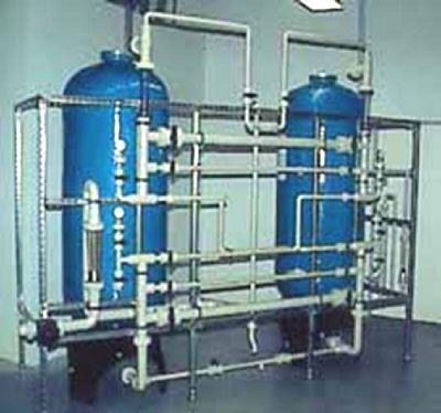 Gravel filtration (Гравий фильтрации)