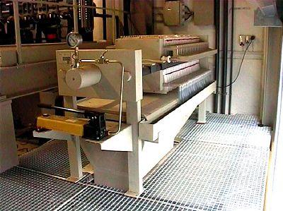 Chamber-filter-press (Камерно-фильтр-прессы)