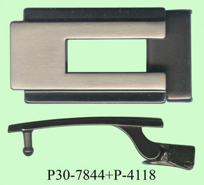 30 mm Hook Buckle With Clip Part (30 мм пряжка с крючком часть клипа)