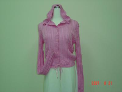 Girls fressia open rib hoodie sweater (Girls fressia открытых свитер, толстовка ребро)