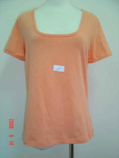 Ladies square neck with short sleeves.,Other Everyday Clothing for Women (Площади шею дамы с короткими рукавами., Прочая нижняя одежда для женщин)
