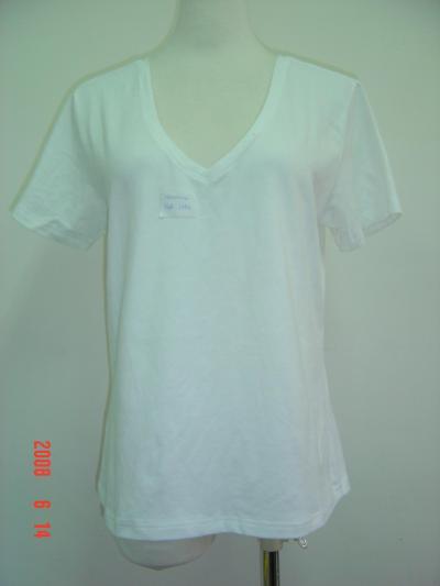 Ladies V neck short sleeves.,Other Everyday Clothing for Women (В шею дамы короткими рукавами., Прочая нижняя одежда для женщин)