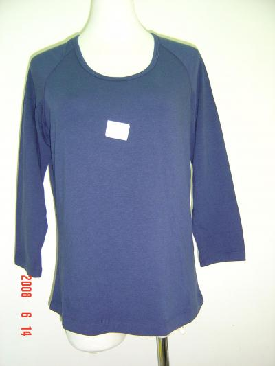 Ladies round neck with 3/4 sleeves.,Other Everyday Clothing for Women (Дамы на шее с 3 / 4 рукава., Прочая нижняя одежда для женщин)