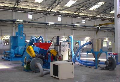 Plastic Processing Machinery - CaCo3-Modify Compound Line (Для производства пластиков - CaCo3-Изменение Подворье линия)