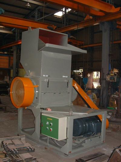 Plastic Processing Machinery - Crusher-1 (Для производства пластиков - дробилка)