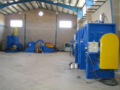 Plastic Processing Machinery - EVA-Compound Line (Пластиковые Processing M hinery - EVA-компаунд линия)