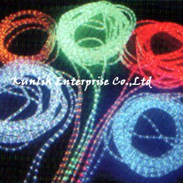 LED rope light (Светодиод веревка)