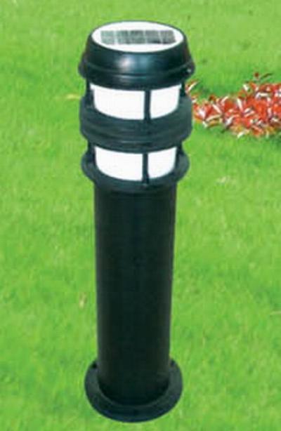 Solar lawn light (Солнечная лужайка света)