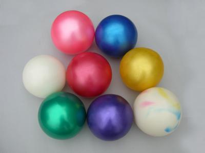 Gymnastic ball (Гимнастические шары)