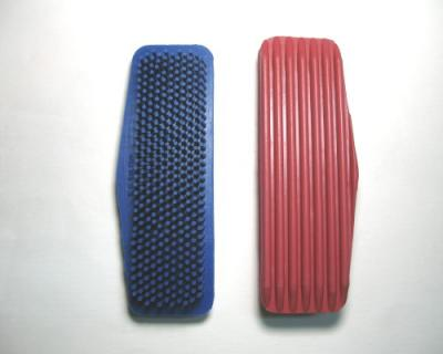 Rectangle Style Rubber Brush. 7 3/4