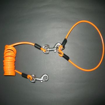PU-Coiled Cable Pet Lead (ПУ-Вита Кабельные Pet Lead)