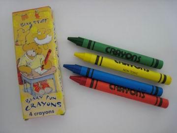 crayons (карандашей)