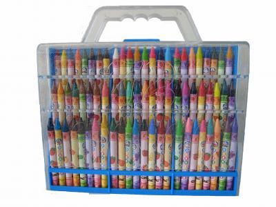 72pcs Regular Crayons per Plastic (72pcs Регулярный Мелки в пластической)