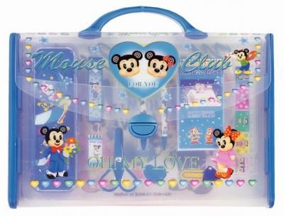 PP BAG STATIONERY SET (PP BAG Schreibset)