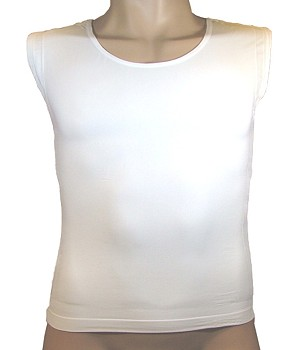 Silica Undershirt with Far Infrared Ray and Negative Ion (Silice Undershirt infrarouge lointain avec Ray et les ions négatifs)