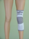 Nylon Silica Bomboo Charcoal Knee Supporter with Maintenance Temperature