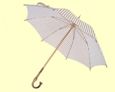 Parasol Umbrella with Stripes Design, Improves Blood Circulation