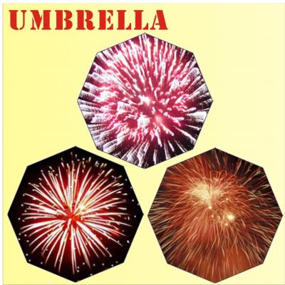 Non-flammable Parasol with Ultraviolet Protection