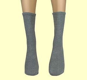 Women`s Socks with Far Infrared Ray and Non Flammable (Damensocken mit Far Infrared Ray und nicht brennbar)