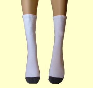 Sports Socks with Far Infrared, Moisture Transferring and Quick Drying (Носки спортивные с дальней инфракрасной влаги Перенос и быстрое высыхание)