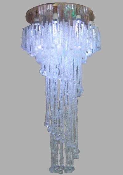 Hall Furniture - Crystal Lamp (Flurmöbel - Crystal Lampe)