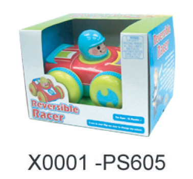 FUN REVERSIBLE RACER