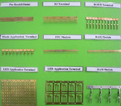 Stamping parts (Тиснение частей)