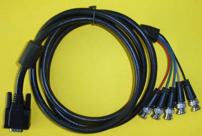 CABLE ASSEMBLY,RGB CABLE (CABLE ASSEMBLY, RGB CABLE)