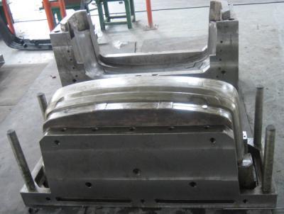 Auto Bumper mold-4 (Авто Бампер Mold-4)
