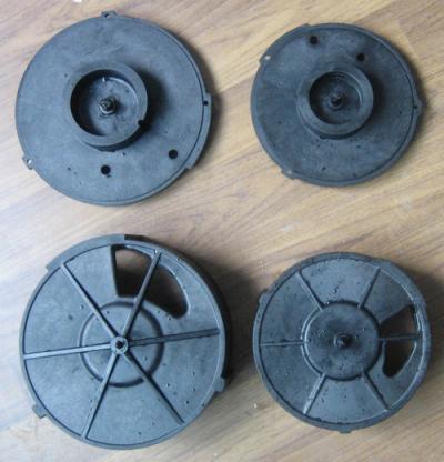 Water Meter plastic parts (Вода пластиковых частей Meter)