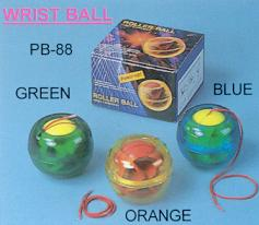 Wrist Ball, Roller Ball (Wrist Ball, Roller Ball)