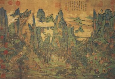 painting,National Palace Museum,art,traditional Chinese painting,decoration,Empe (painting,National Palace Museum,art,traditional Chinese painting,decoration,Empe)
