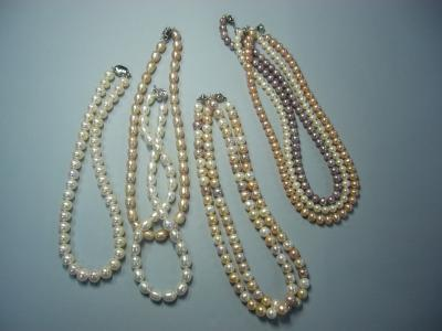 Pearl Necklace (Perlenkette)