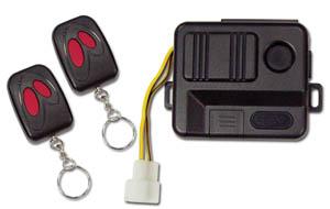 ASC-8600 Car Alarm System (ASC-8600 Car Alarm System)