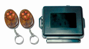 ASC-6000 Car Alarm System (ASC-6000 Car Alarm System)