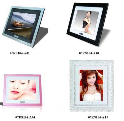 10.4 inch digital photo frame (Aluminum Alloy) Digital photo screen 07RS104 (10,4 дюймов цифровая фоторамка (алюминиевый сплав) Цифровое фото экрана 07RS104)
