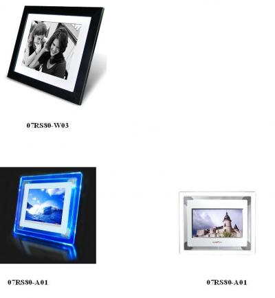 8.0 inch digital photo frame (Acrylic) Digital Screen (8,0 inch Digital Photo Frame (Acryl) Digital Screen)