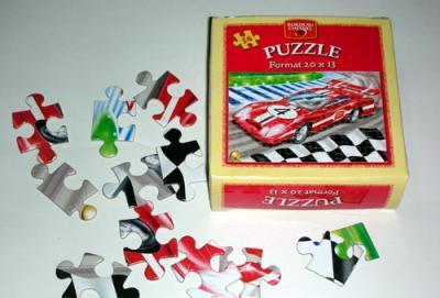 Jigsaw Puzzle (Jigsaw Puzzle)