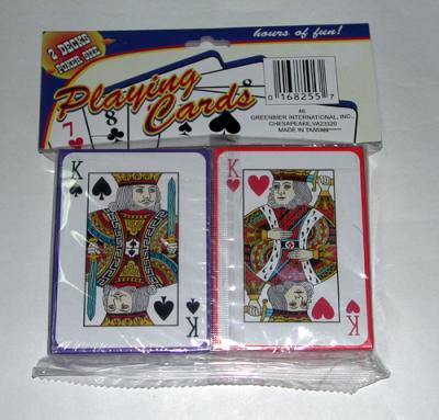 Playing Card (Playing Card)