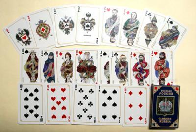 Plastic Playing Card (Пластиковые карты в программе)